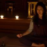 「キャンドル☆寺yoga」の写真を見せてください(練馬区Hさん)
