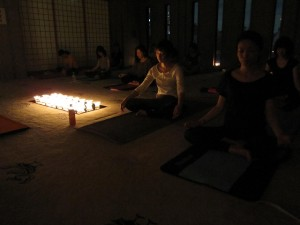 瞑想の時間