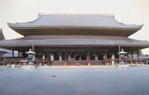 東本願寺(京都府)御影堂