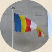 仏旗(ぶっき)