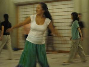 スピリットダンス